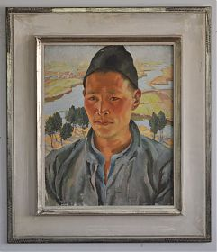 Vera Hartmann : Chinese (Portrait)