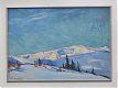 Georg Wichmann (*1876): Riesengebirge. - Ölgemälde, 1924