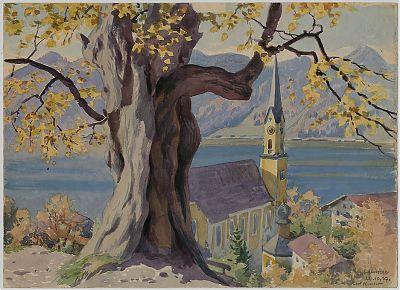 Carl Kessler 1876-1968 : Schliersee